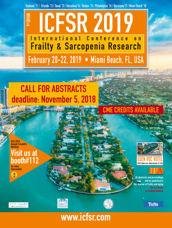 International Conference on Frailty & Sarcopenia Research