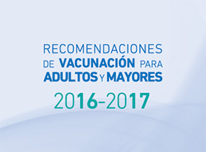 Recomendaciones de vacunación de la SEGG 2016-2017 ¡Disponible on-line!